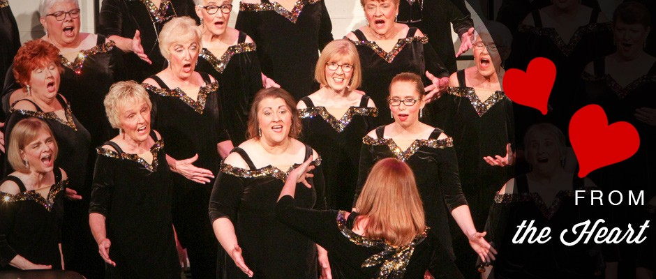 About the Heart of Illinois Chorus