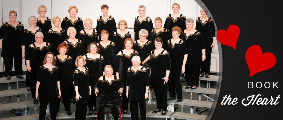 Hire the Heart of Illinois Chorus